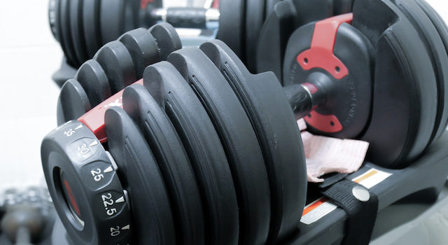 Best adjustable dumbbells of 2019 reviews and buying guide
