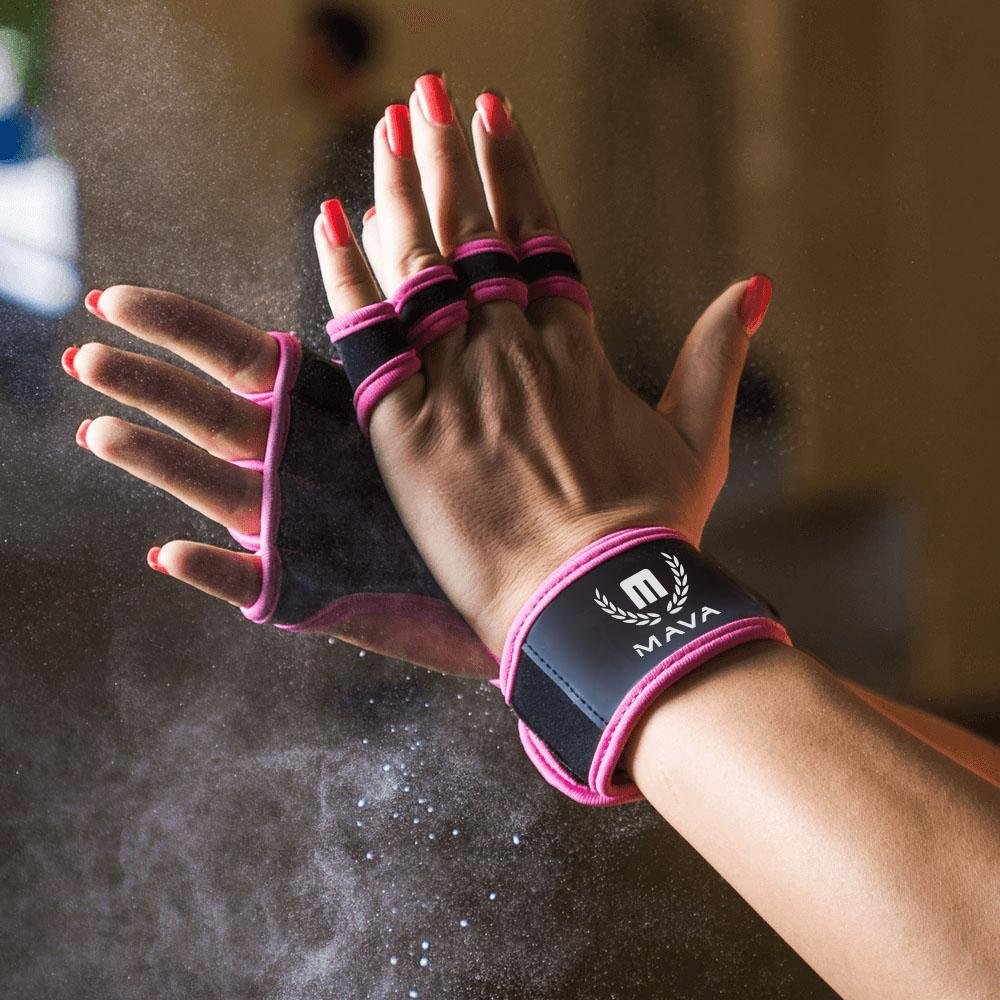Mava Crossfit Gloves: Mava Leather Padding Gloves Review
