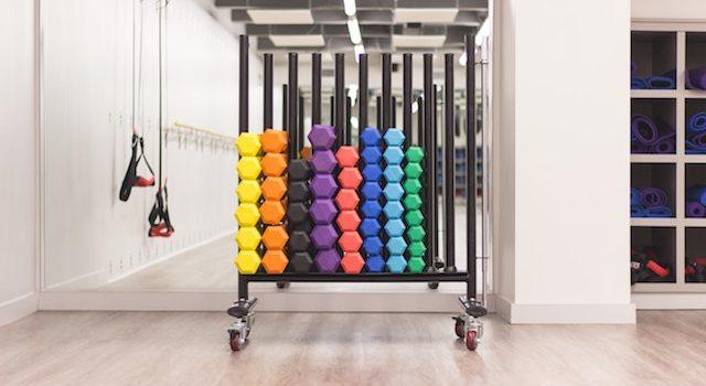 Garage Gym Or Basement Settling, Space Heater For Garage Gym Reddit